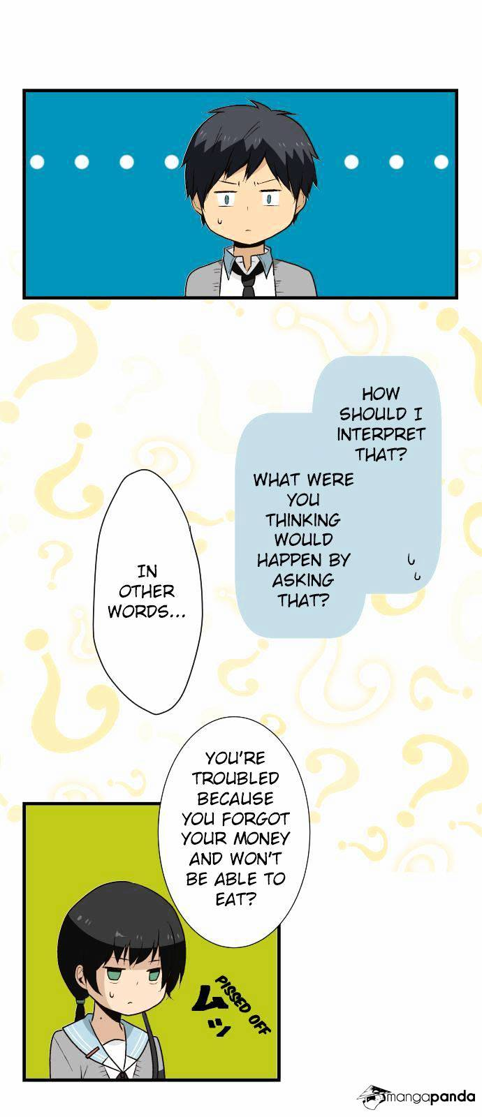 ReLIFE Chapter 14  Online Free Manga Read Image 7
