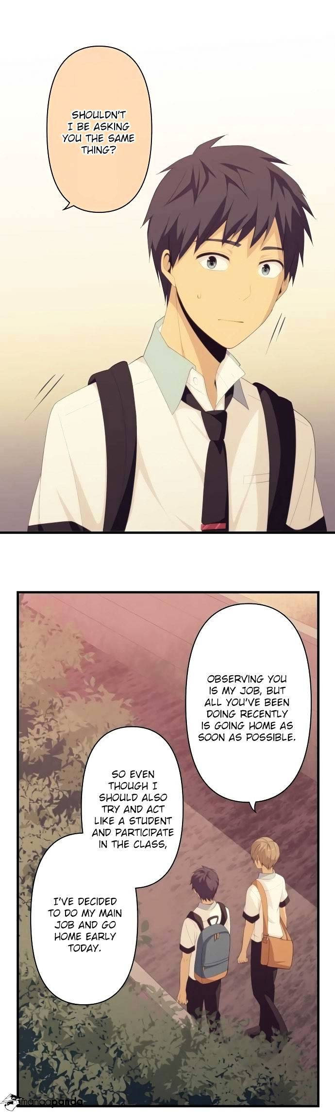 ReLIFE Chapter 140  Online Free Manga Read Image 13