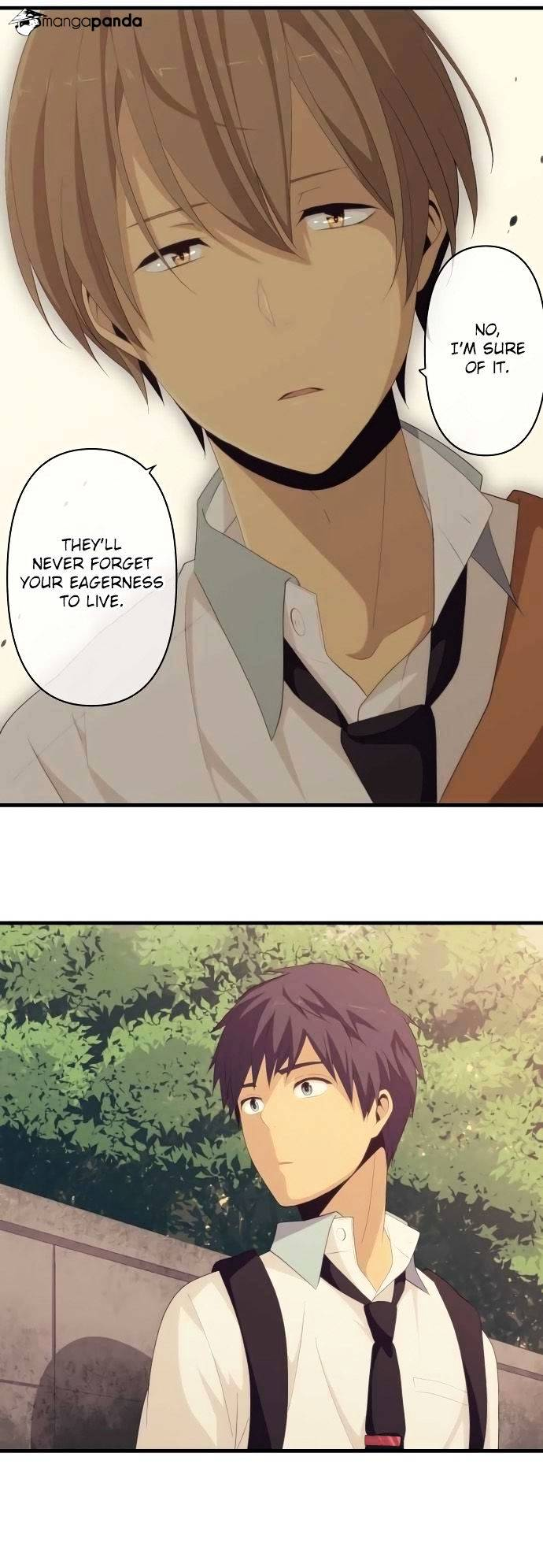 ReLIFE Chapter 140  Online Free Manga Read Image 19