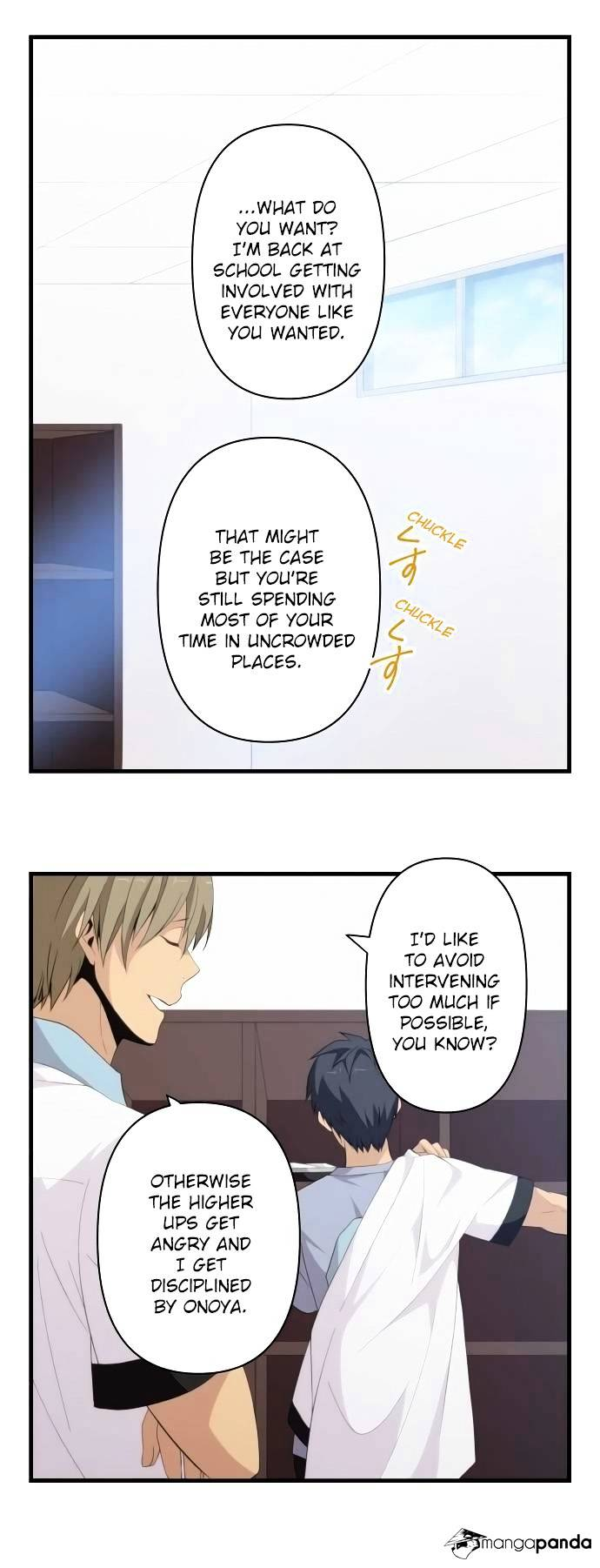 ReLIFE Chapter 141  Online Free Manga Read Image 17