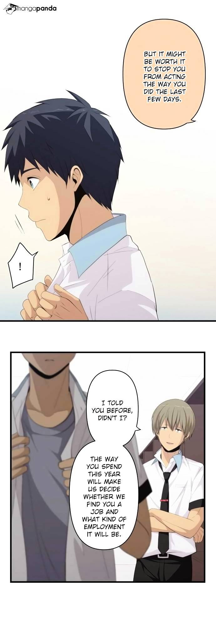 ReLIFE Chapter 141  Online Free Manga Read Image 18