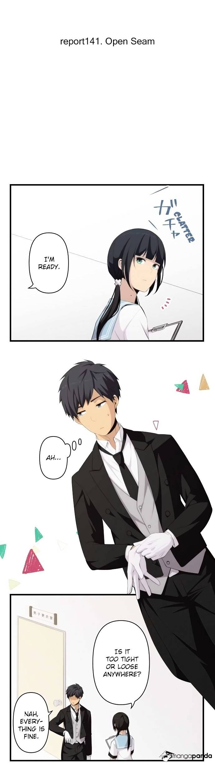 ReLIFE Chapter 141  Online Free Manga Read Image 3