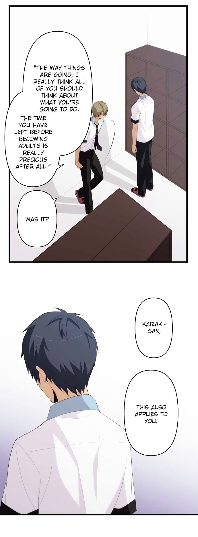 ReLIFE Chapter 142  Online Free Manga Read Image 11