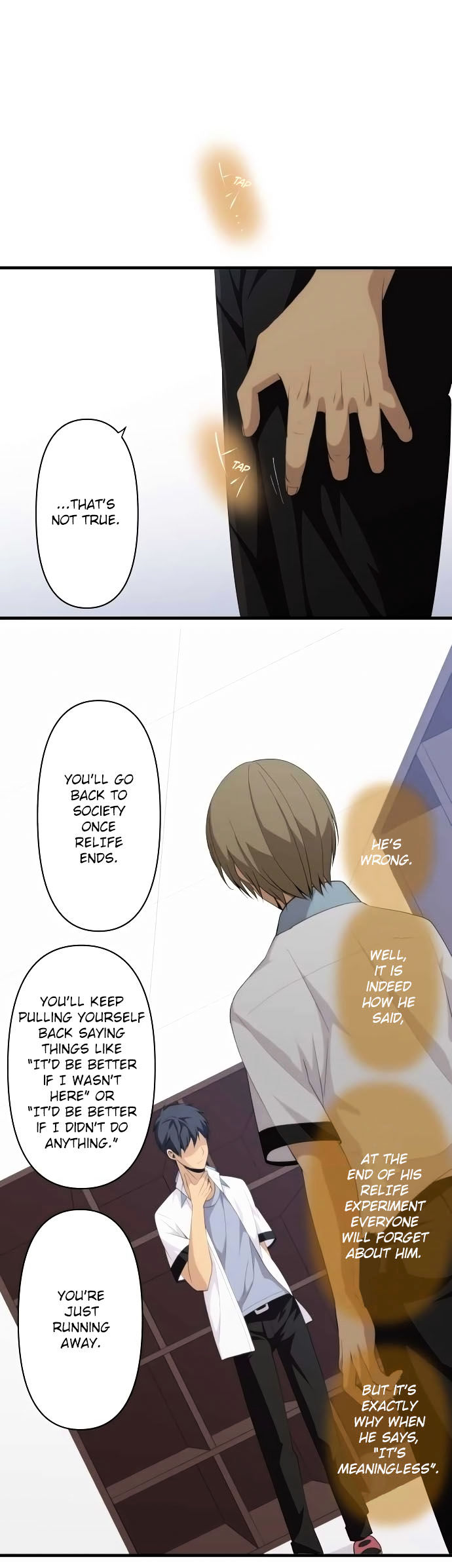 ReLIFE Chapter 142  Online Free Manga Read Image 17