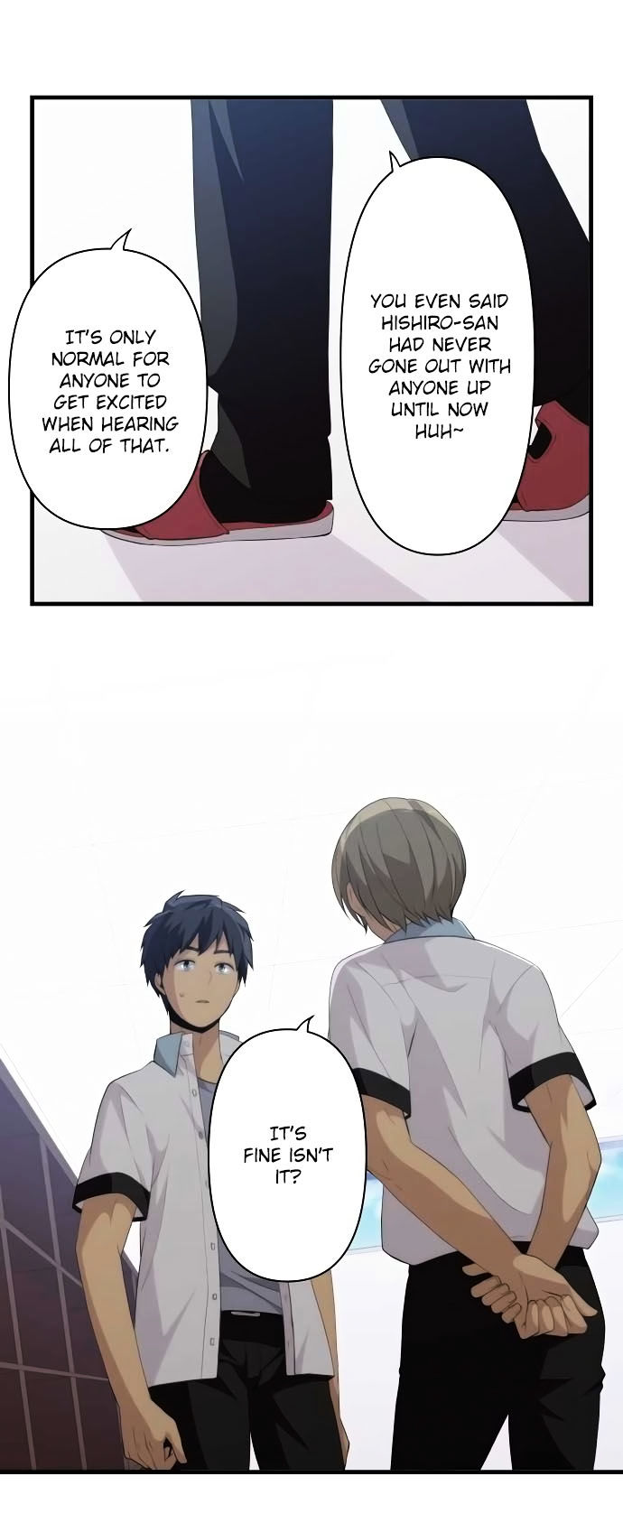 ReLIFE Chapter 142  Online Free Manga Read Image 4