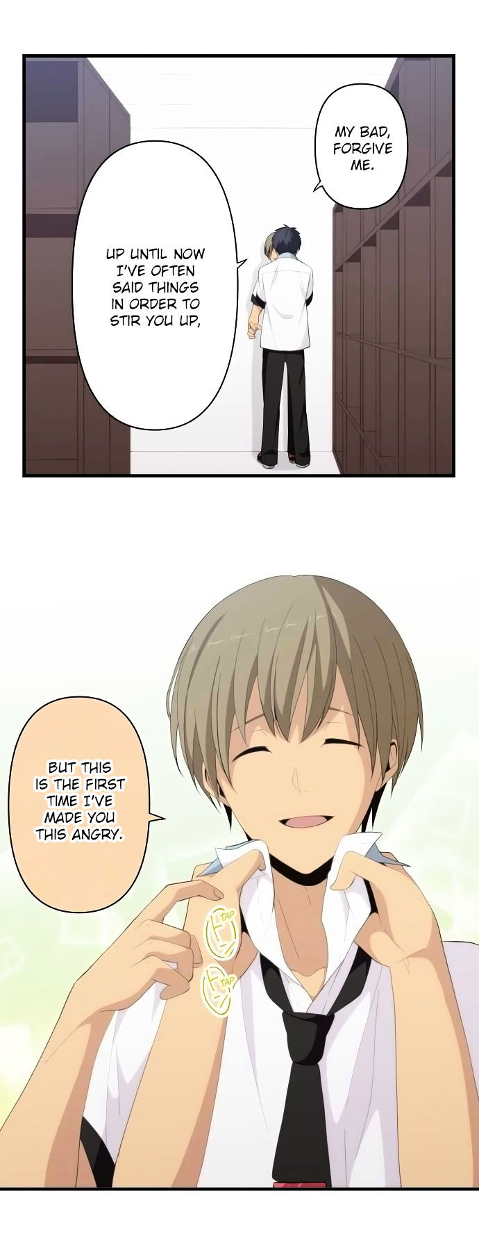 ReLIFE Chapter 142  Online Free Manga Read Image 8