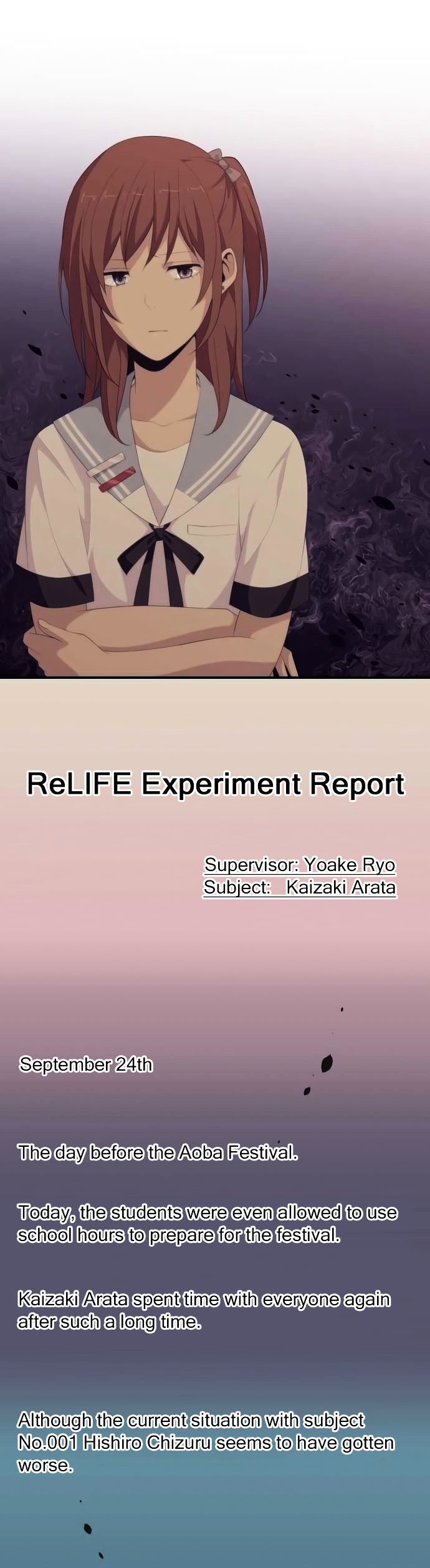 ReLIFE Chapter 143  Online Free Manga Read Image 10