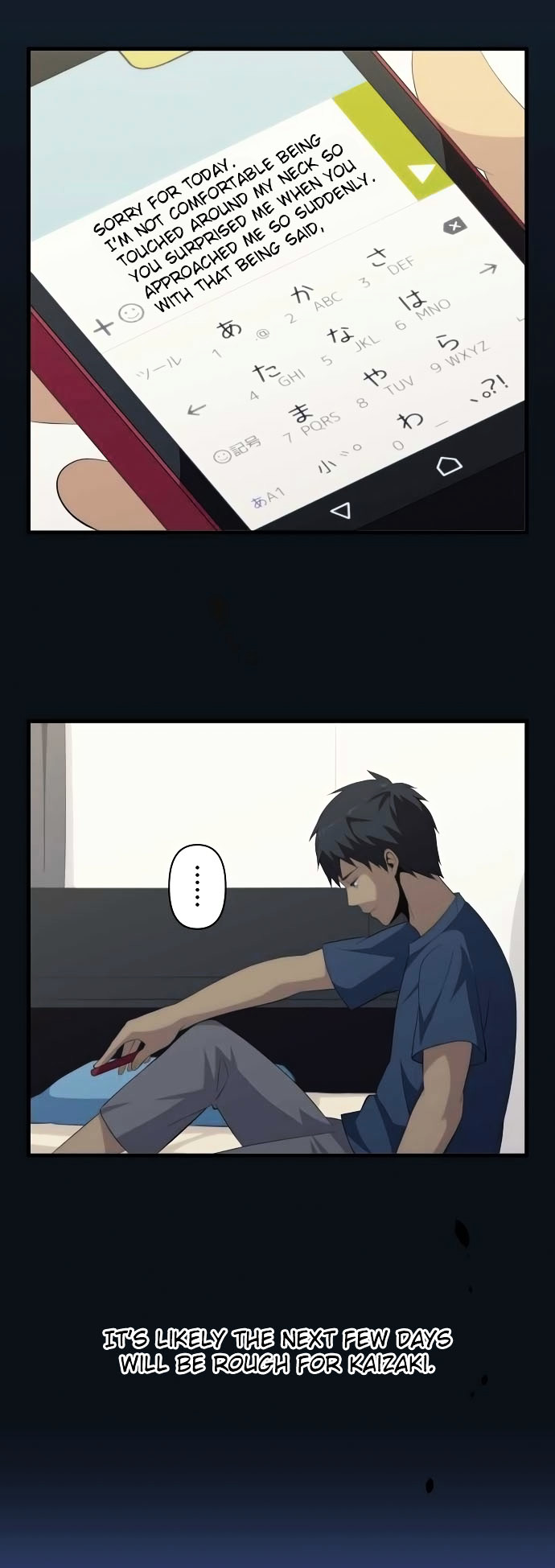 ReLIFE Chapter 143  Online Free Manga Read Image 12