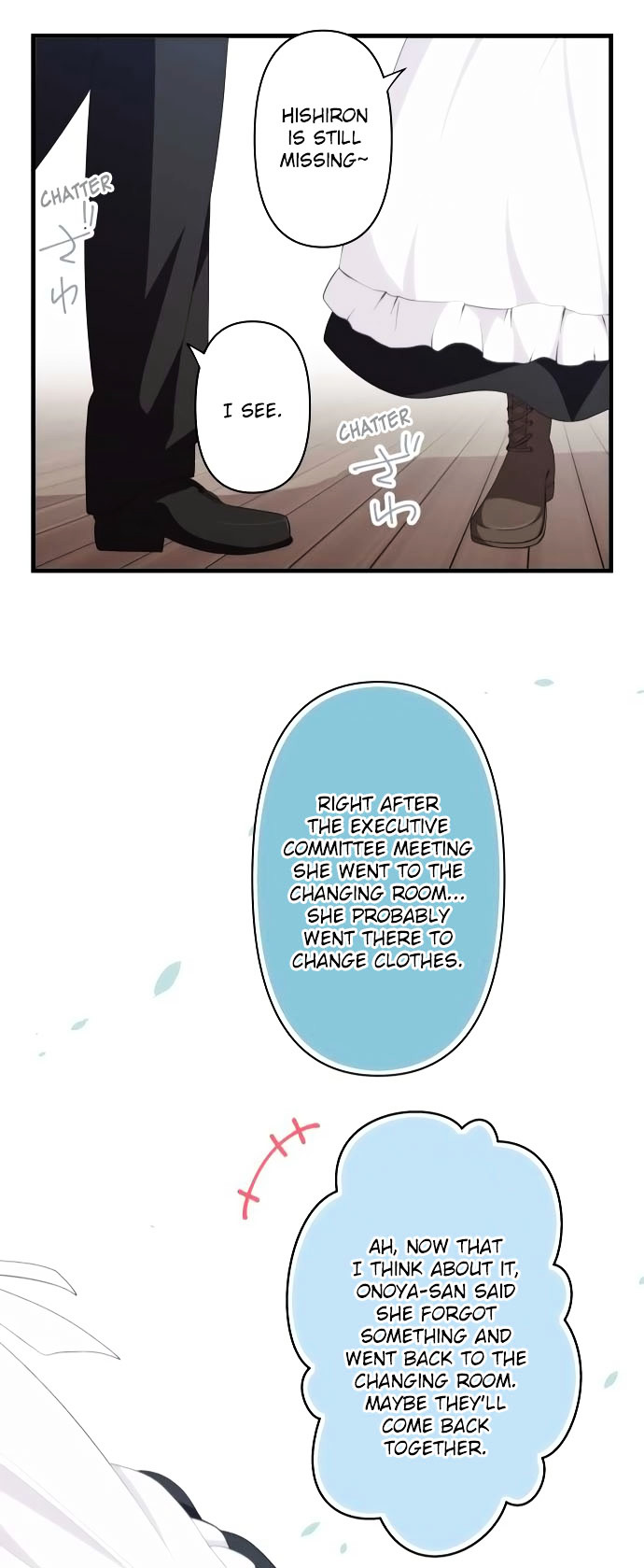 ReLIFE Chapter 143  Online Free Manga Read Image 21