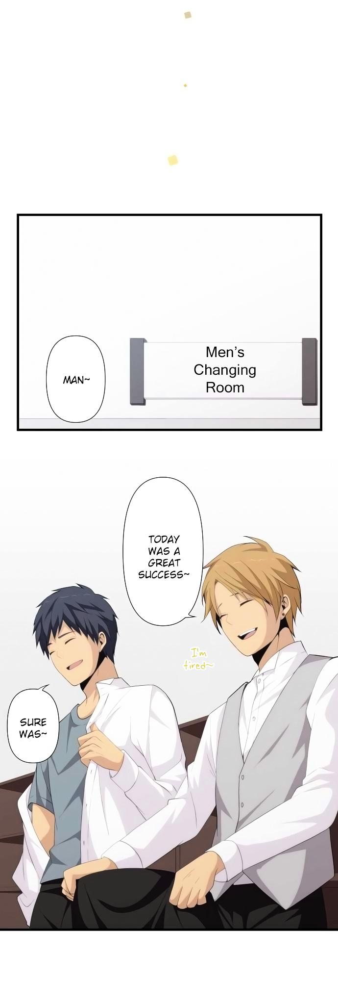 ReLIFE Chapter 144.2  Online Free Manga Read Image 19