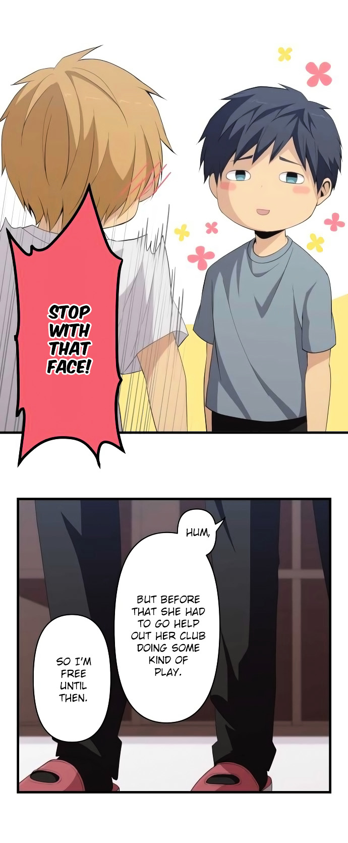 ReLIFE Chapter 144.2  Online Free Manga Read Image 21