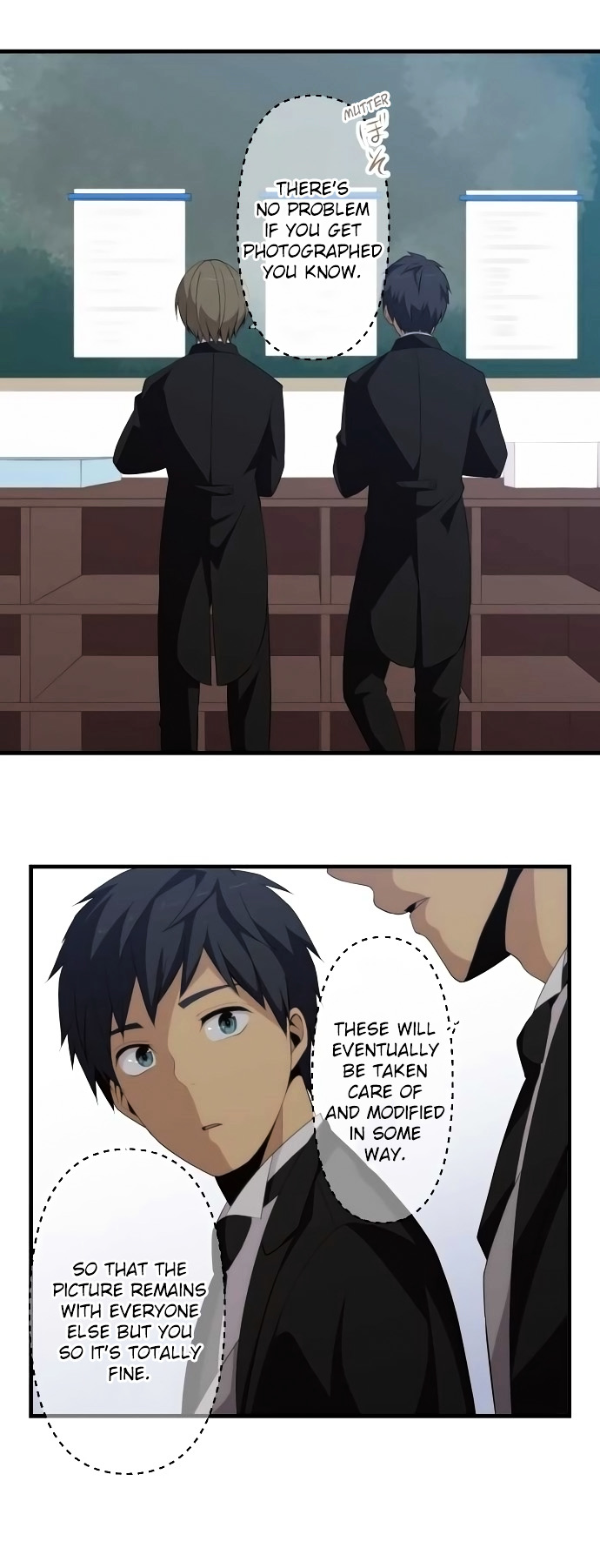 ReLIFE Chapter 144  Online Free Manga Read Image 12