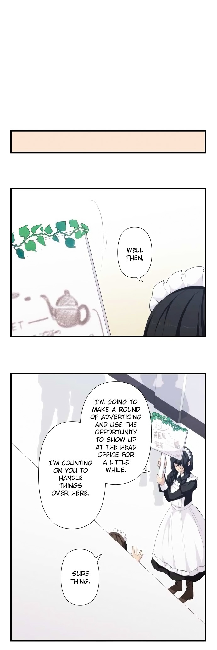 ReLIFE Chapter 144  Online Free Manga Read Image 14