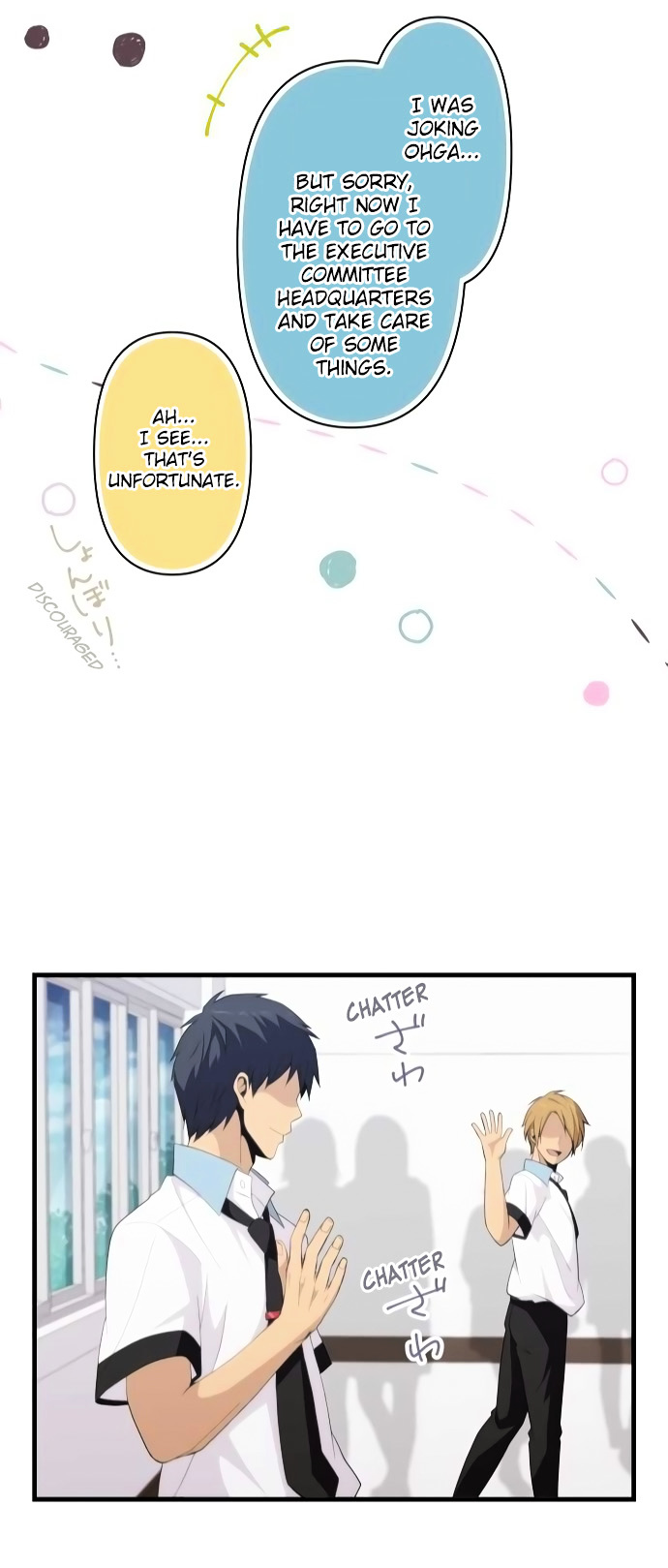 ReLIFE Chapter 144  Online Free Manga Read Image 21
