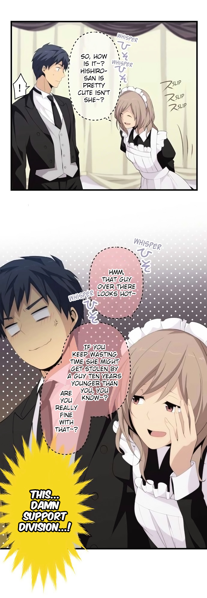 ReLIFE Chapter 144  Online Free Manga Read Image 3