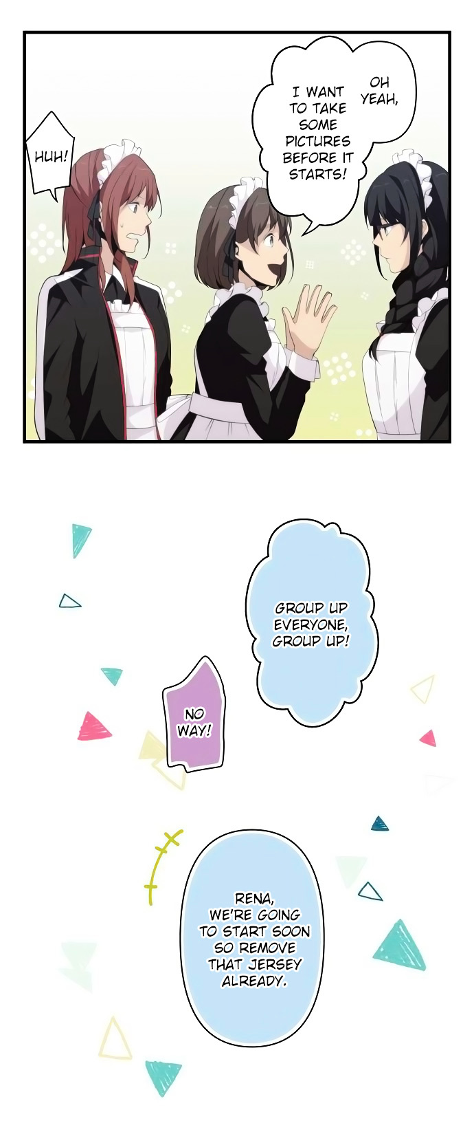 ReLIFE Chapter 144  Online Free Manga Read Image 4
