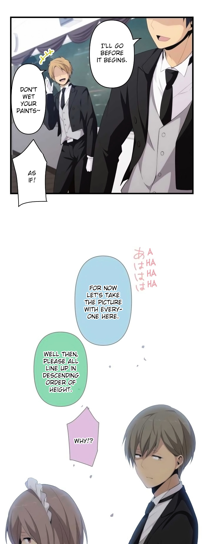 ReLIFE Chapter 144  Online Free Manga Read Image 8