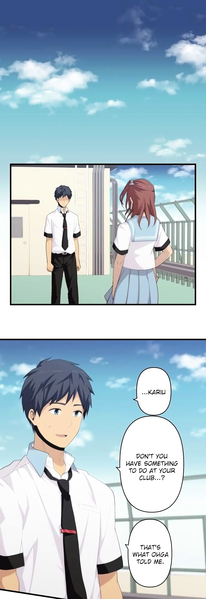 ReLIFE Chapter 145  Online Free Manga Read Image 1