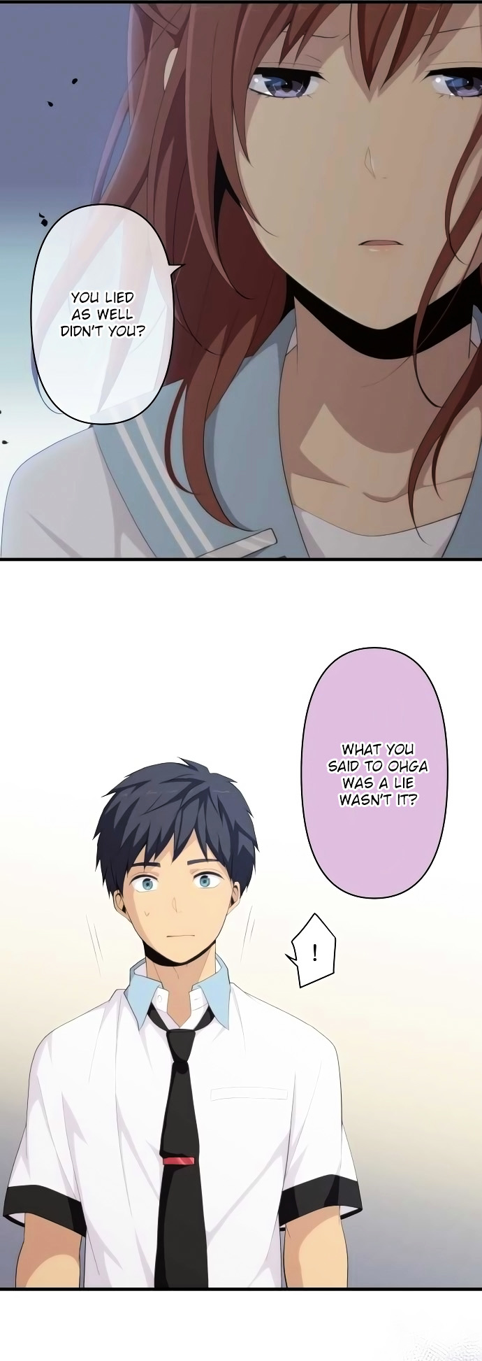 ReLIFE Chapter 145  Online Free Manga Read Image 3