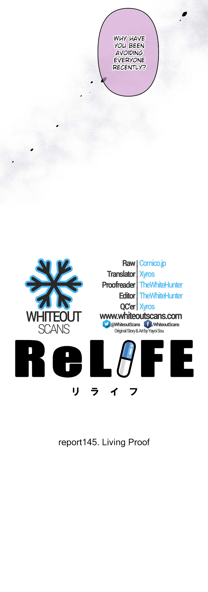 ReLIFE Chapter 145  Online Free Manga Read Image 4