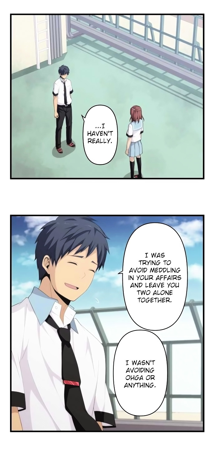 ReLIFE Chapter 145  Online Free Manga Read Image 5