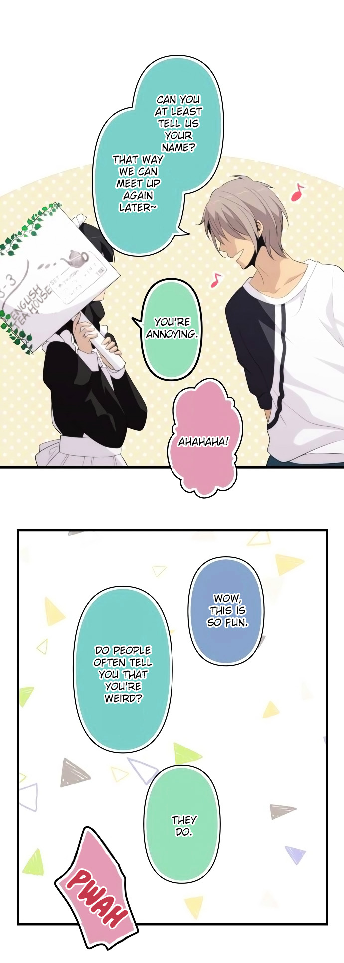 ReLIFE Chapter 146  Online Free Manga Read Image 16