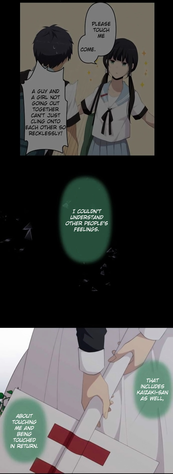 ReLIFE Chapter 146  Online Free Manga Read Image 22