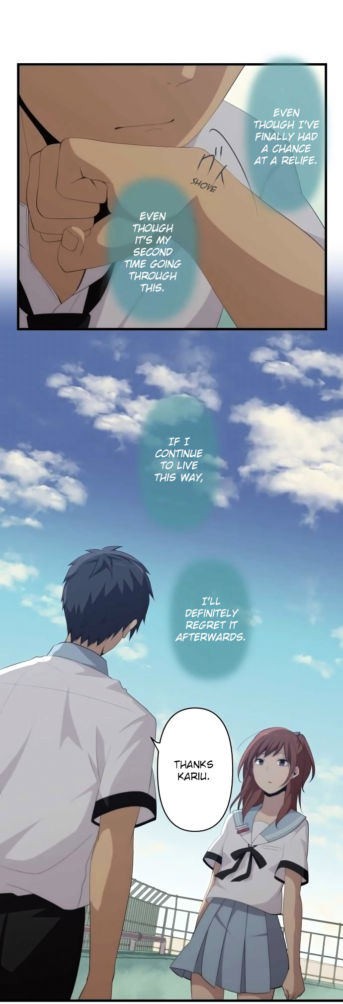 ReLIFE Chapter 146  Online Free Manga Read Image 3