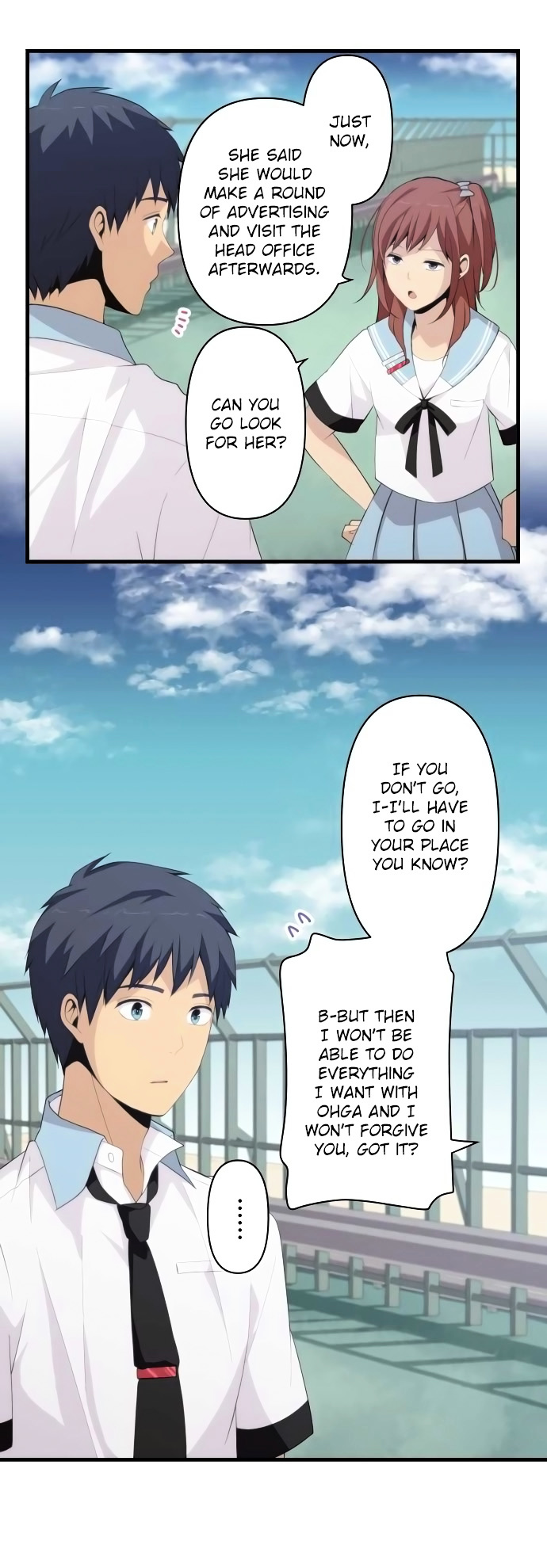 ReLIFE Chapter 146  Online Free Manga Read Image 8