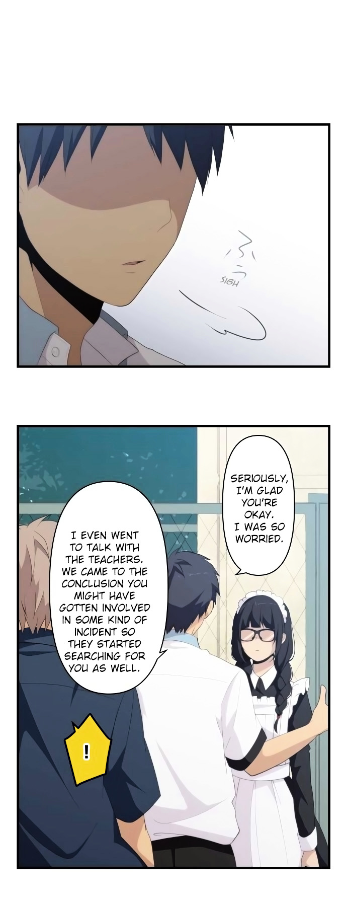 ReLIFE Chapter 147  Online Free Manga Read Image 16