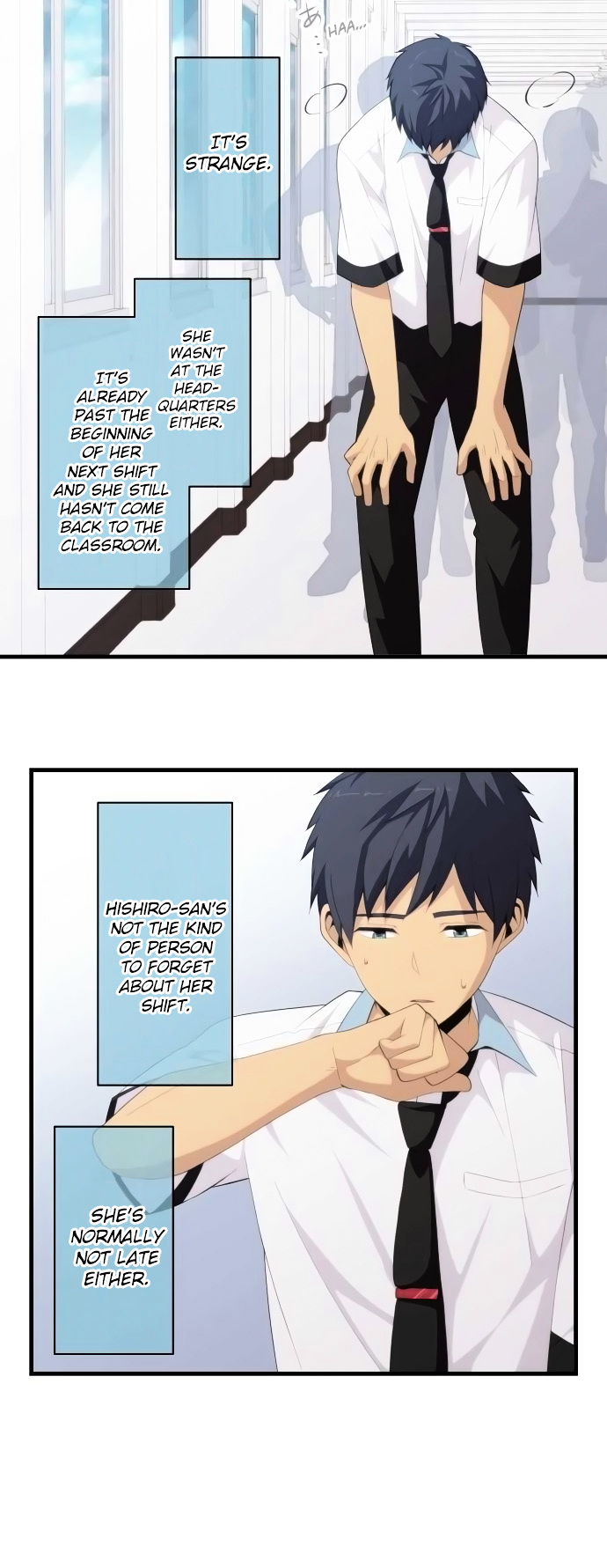 ReLIFE Chapter 147  Online Free Manga Read Image 2