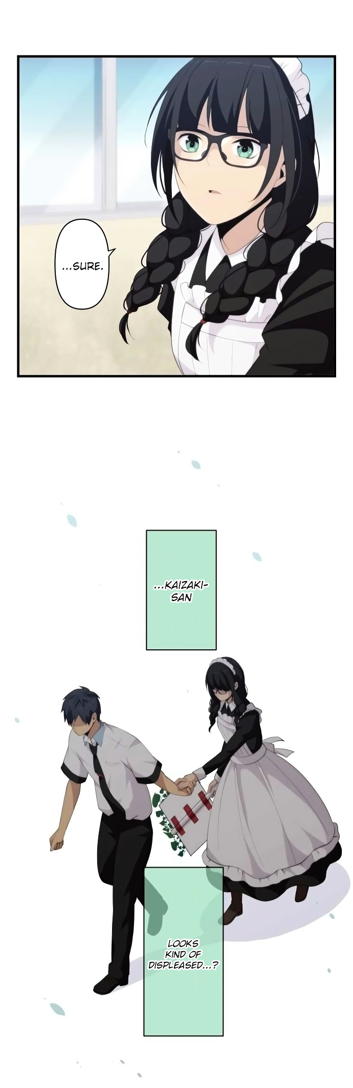 ReLIFE Chapter 147  Online Free Manga Read Image 21