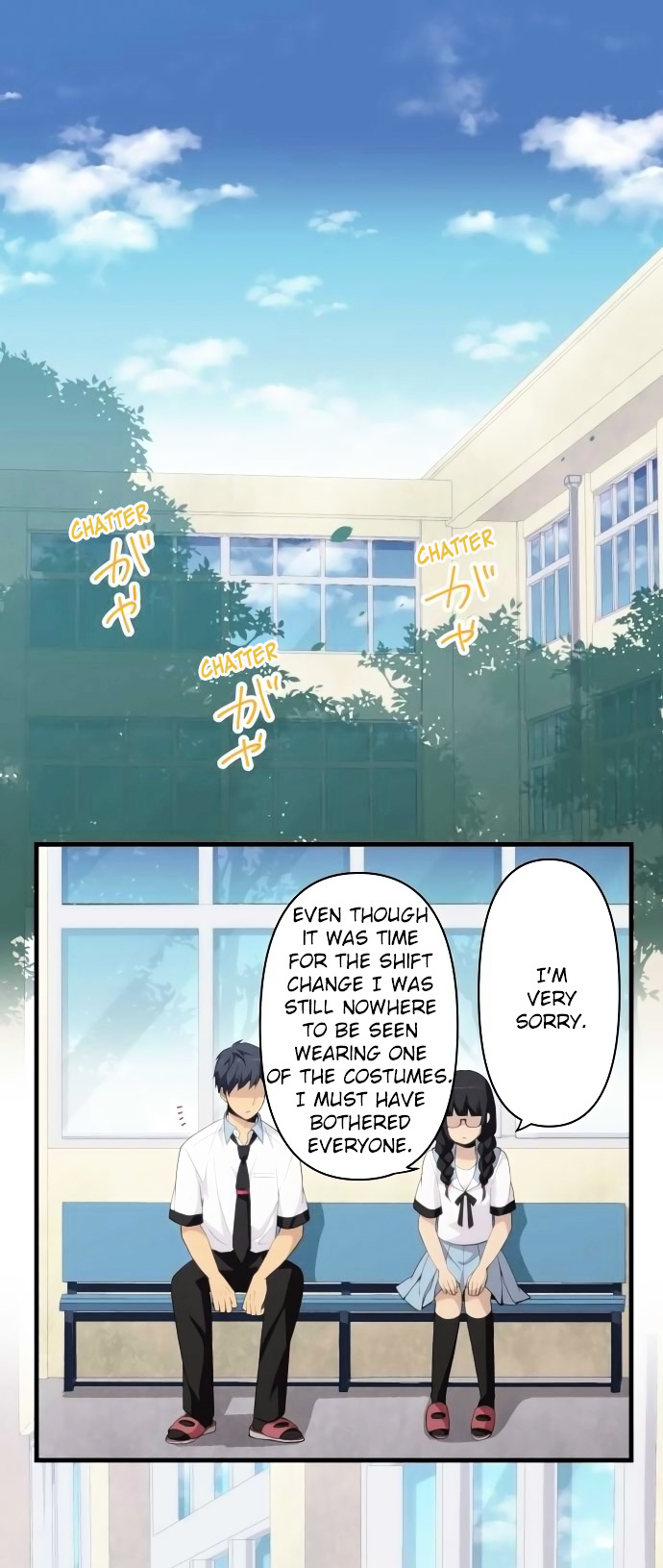 ReLIFE Chapter 148  Online Free Manga Read Image 1