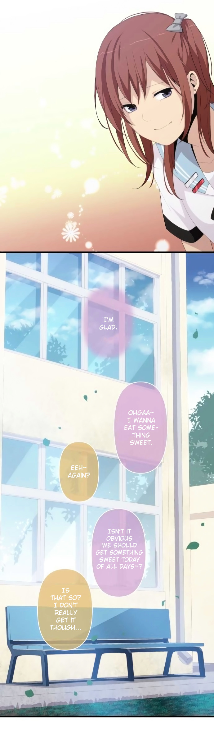 ReLIFE Chapter 148  Online Free Manga Read Image 23