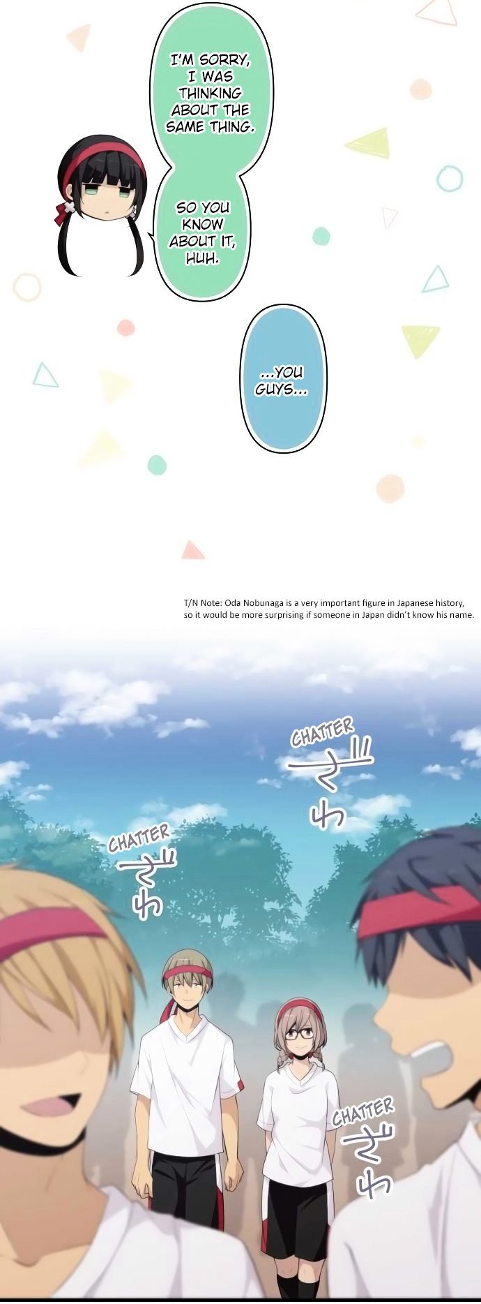 ReLIFE Chapter 149  Online Free Manga Read Image 11