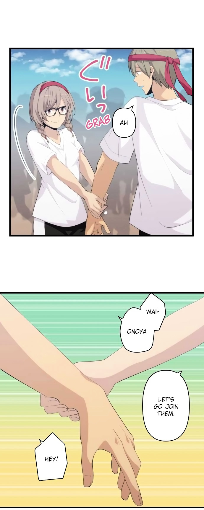 ReLIFE Chapter 149  Online Free Manga Read Image 13