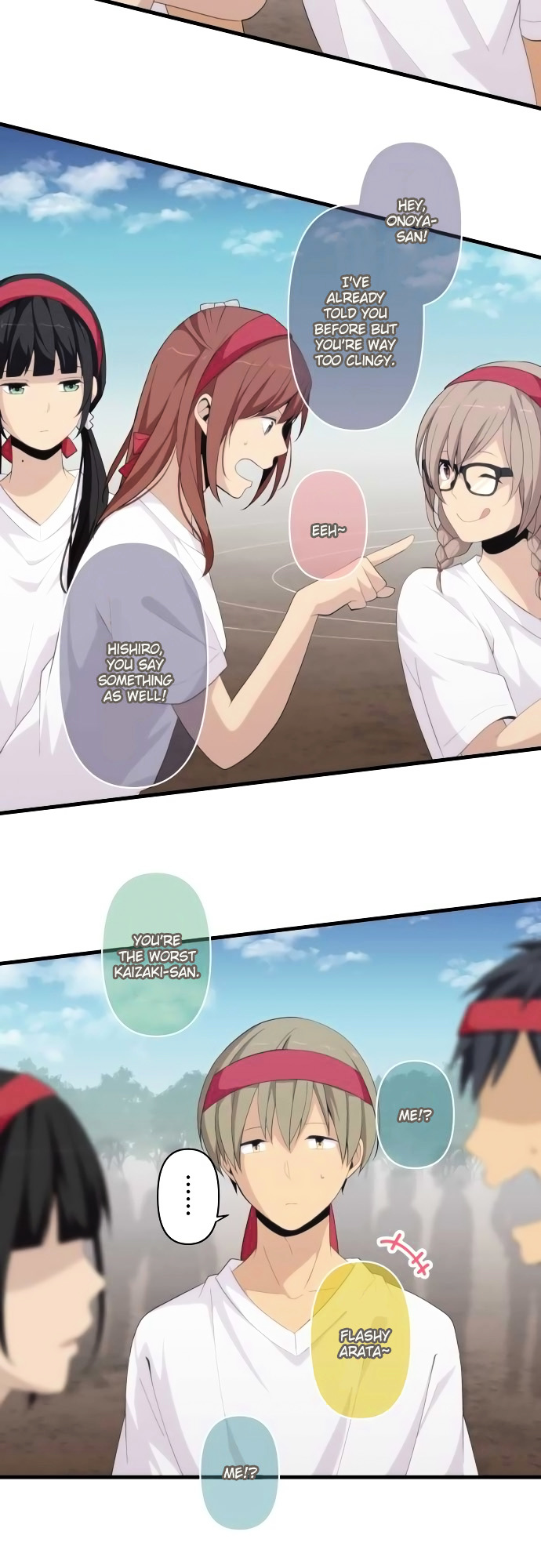 ReLIFE Chapter 149  Online Free Manga Read Image 16