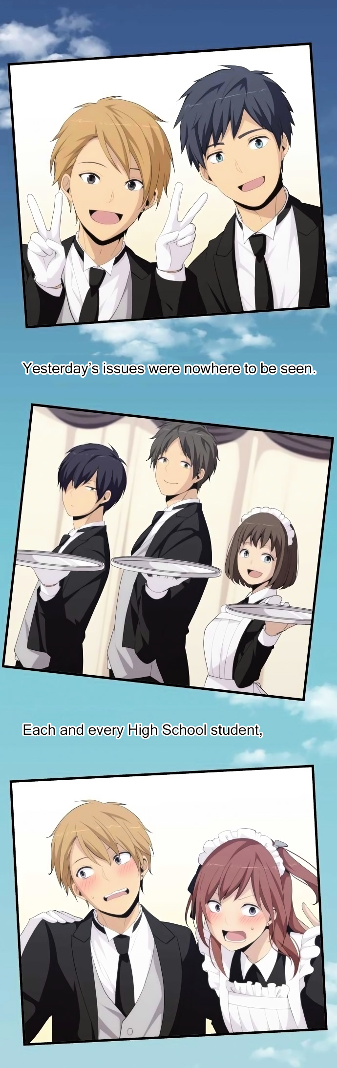 ReLIFE Chapter 149  Online Free Manga Read Image 2