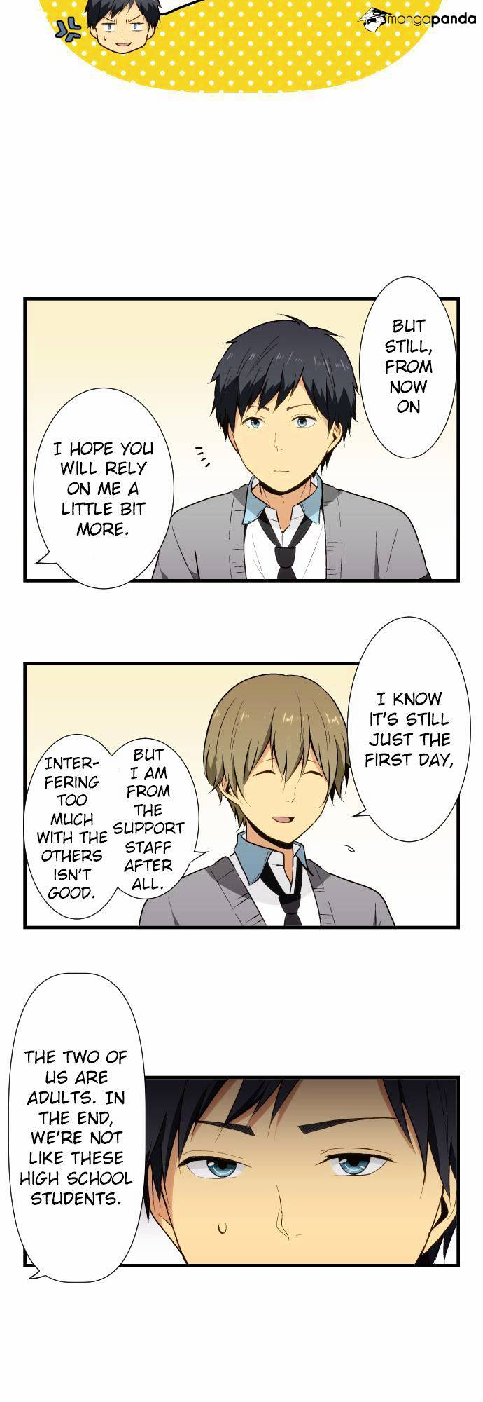 ReLIFE Chapter 15  Online Free Manga Read Image 10
