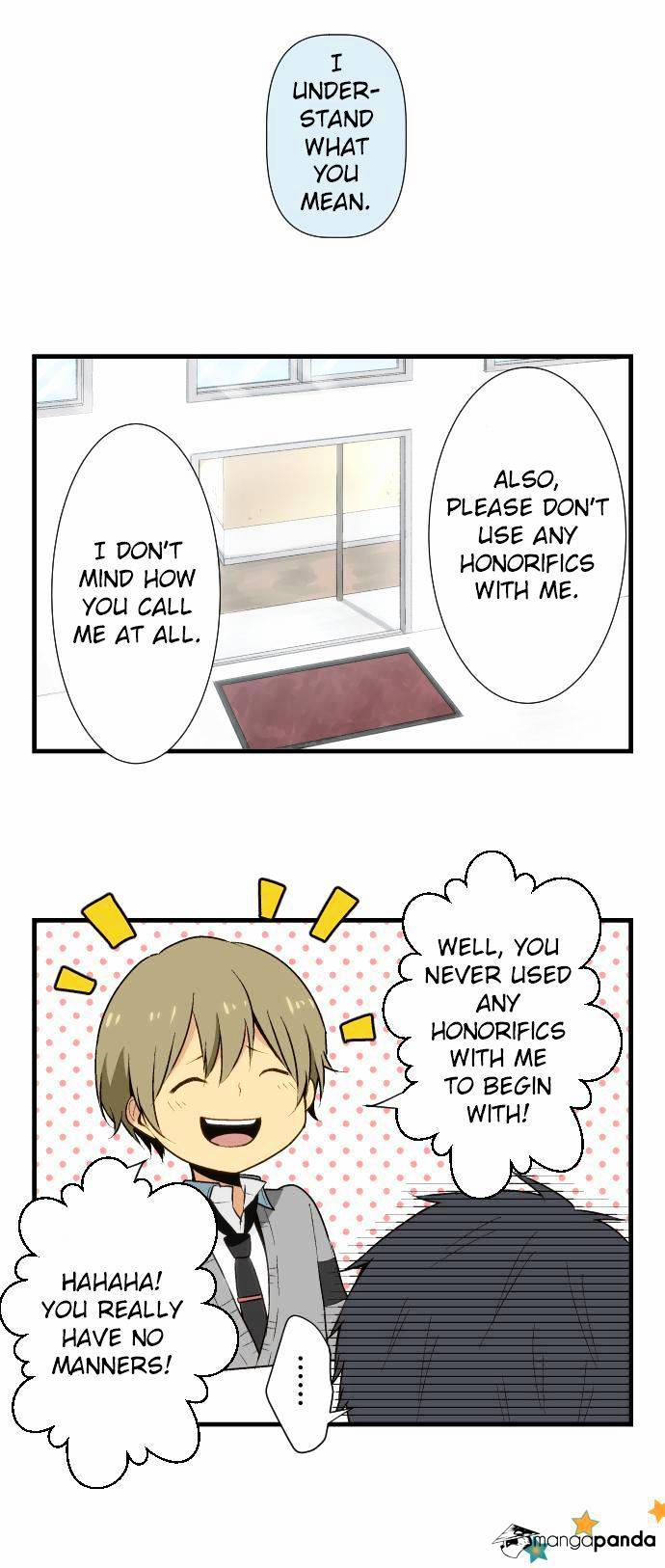 ReLIFE Chapter 15  Online Free Manga Read Image 11