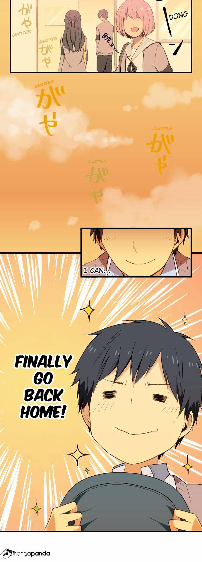 ReLIFE Chapter 15  Online Free Manga Read Image 13