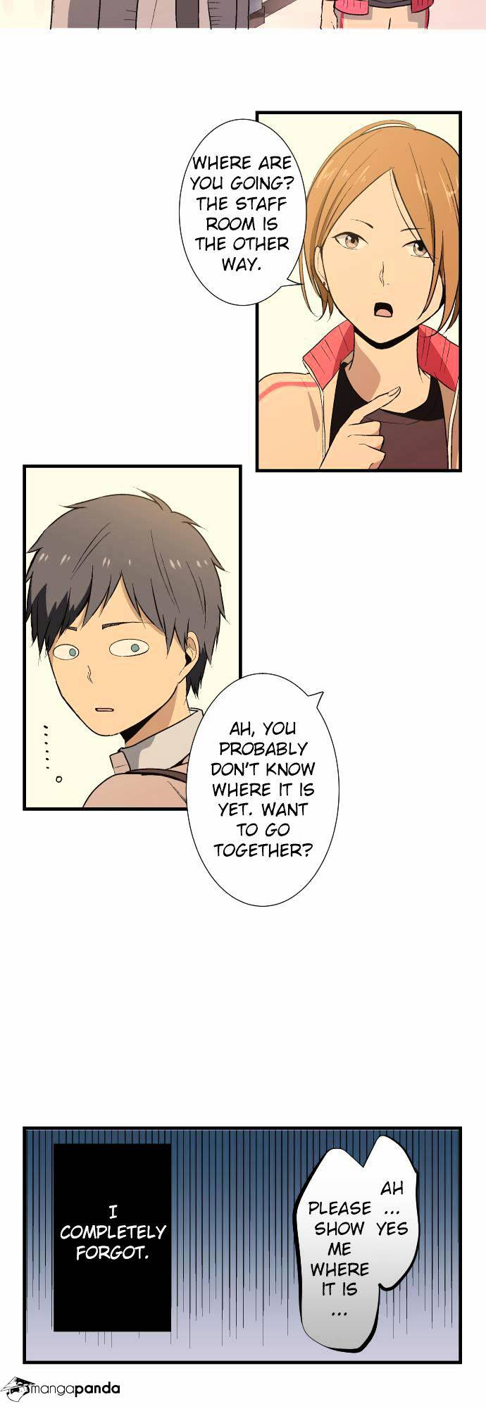 ReLIFE Chapter 15  Online Free Manga Read Image 15
