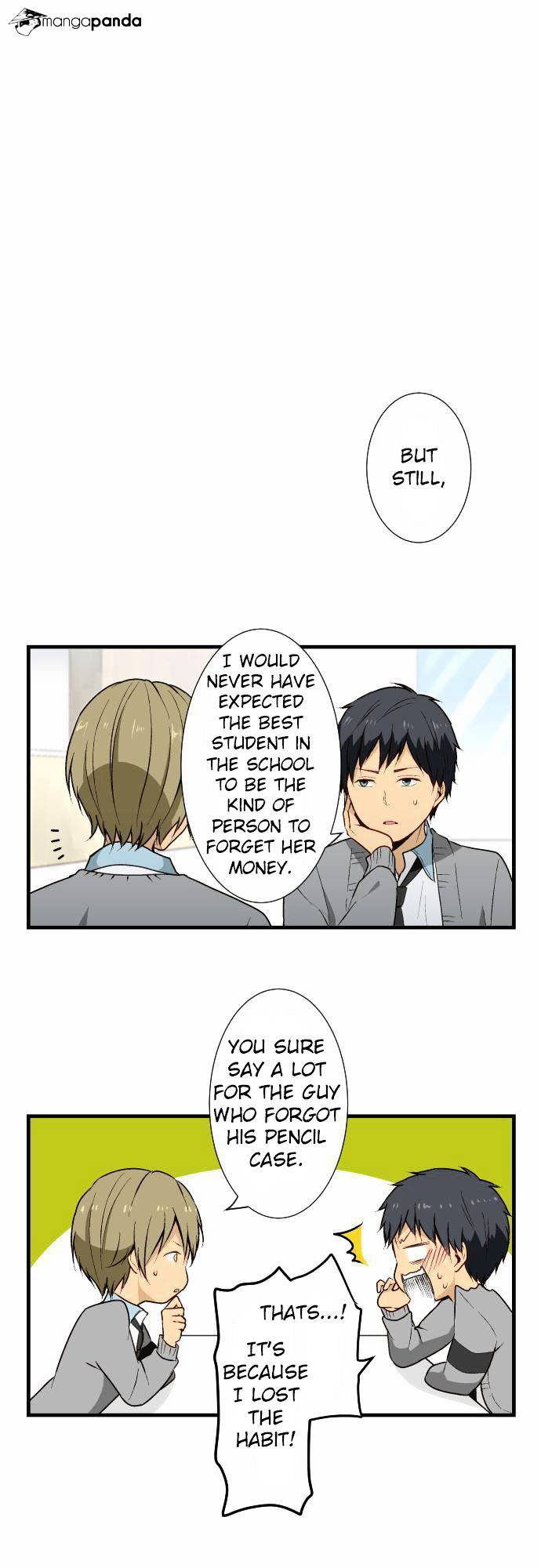 ReLIFE Chapter 15  Online Free Manga Read Image 4