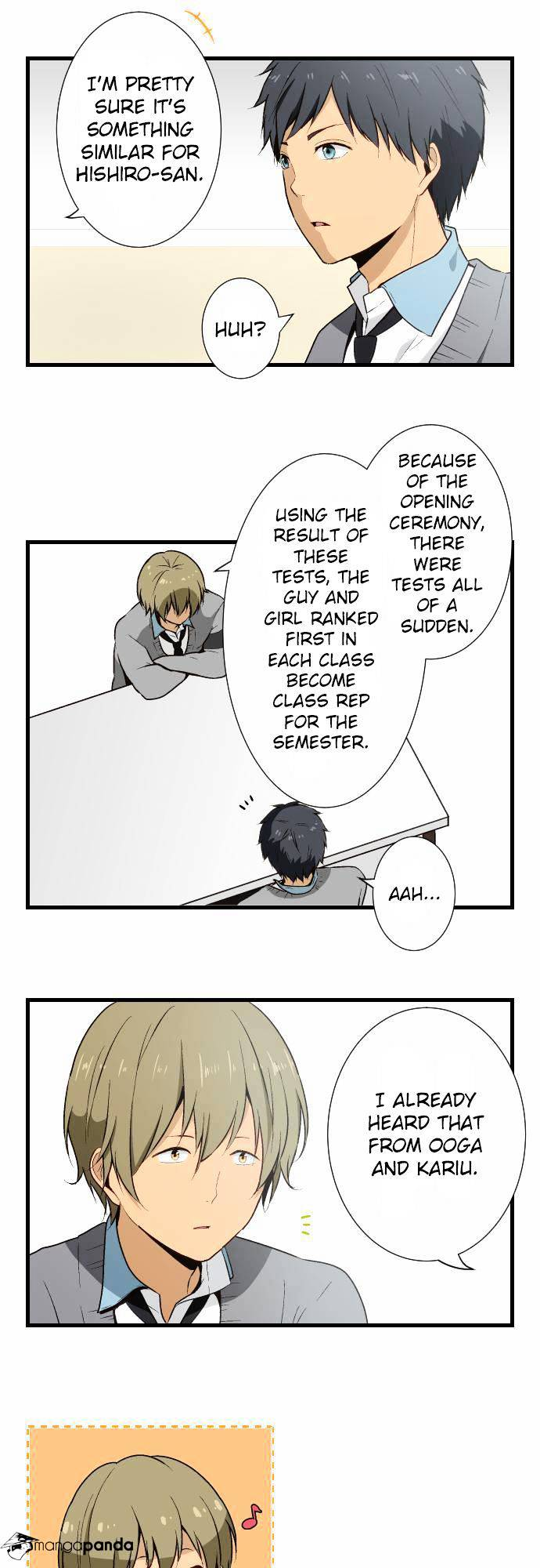 ReLIFE Chapter 15  Online Free Manga Read Image 5