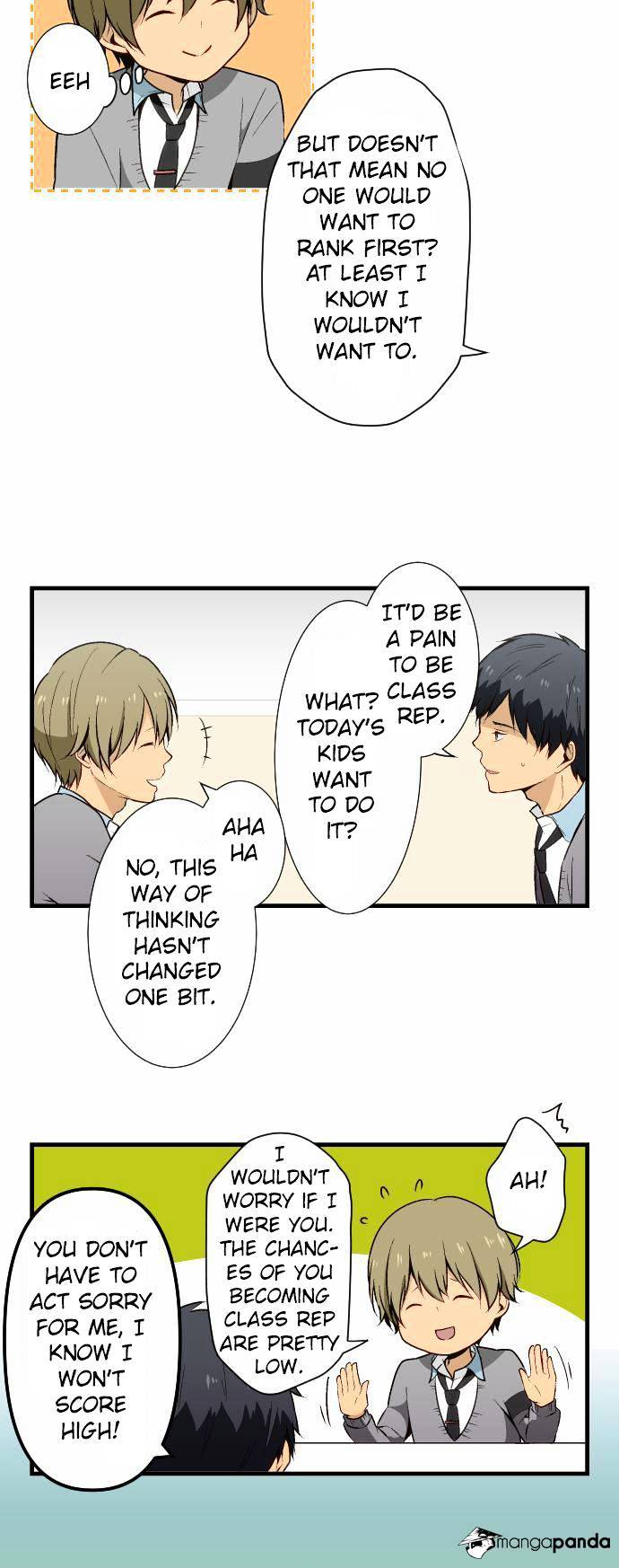 ReLIFE Chapter 15  Online Free Manga Read Image 6