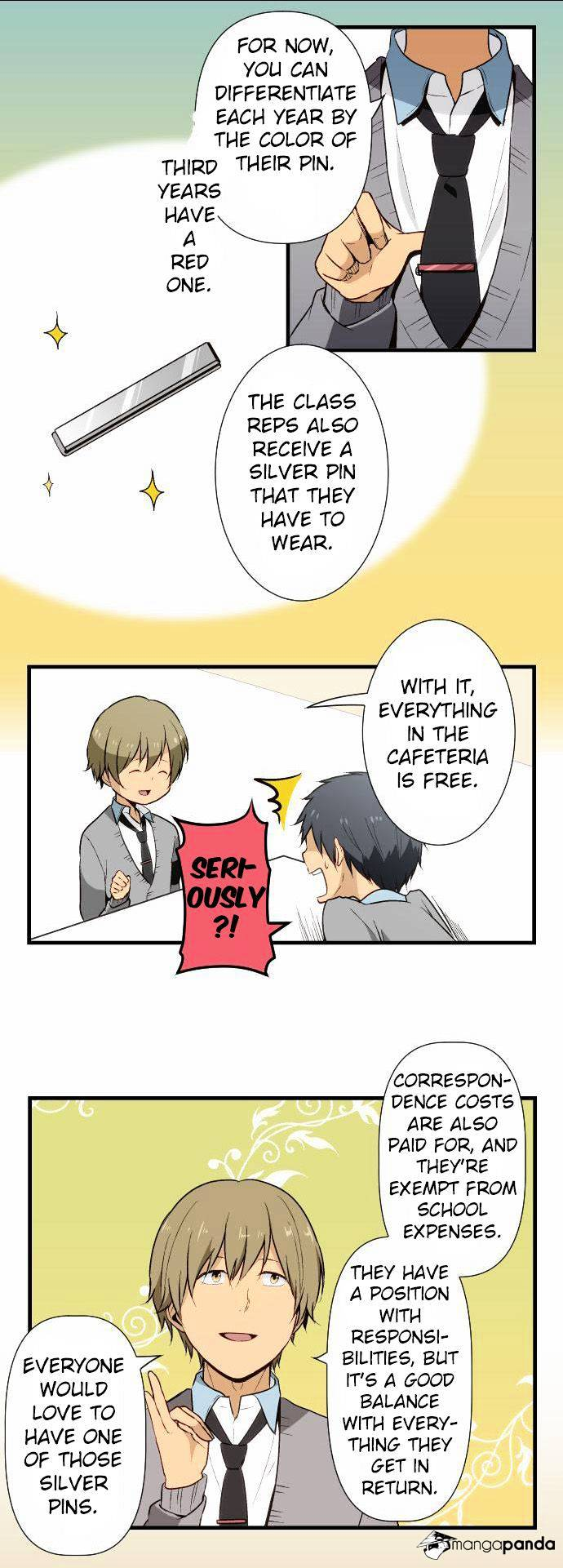 ReLIFE Chapter 15  Online Free Manga Read Image 7