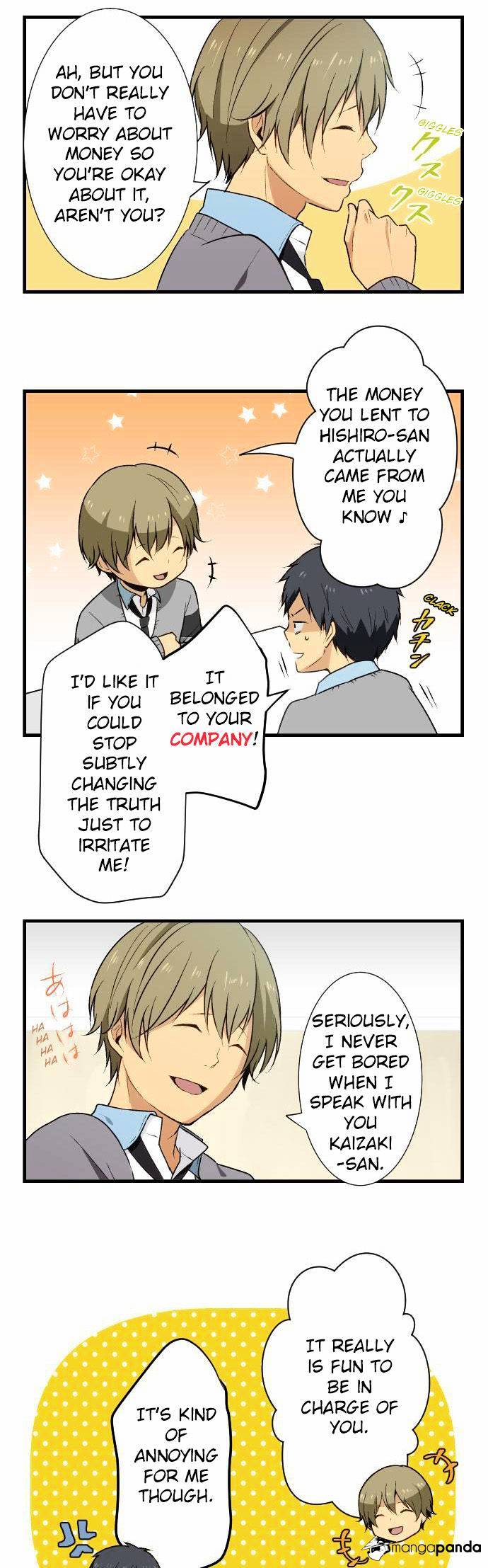 ReLIFE Chapter 15  Online Free Manga Read Image 9