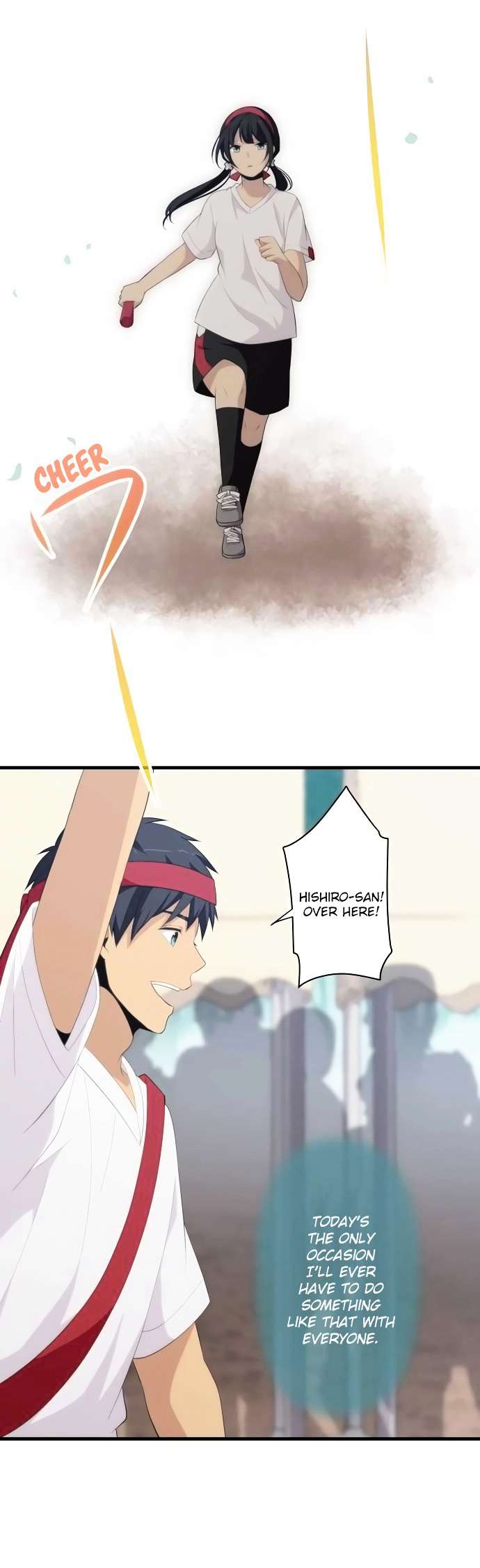 ReLIFE Chapter 150  Online Free Manga Read Image 10