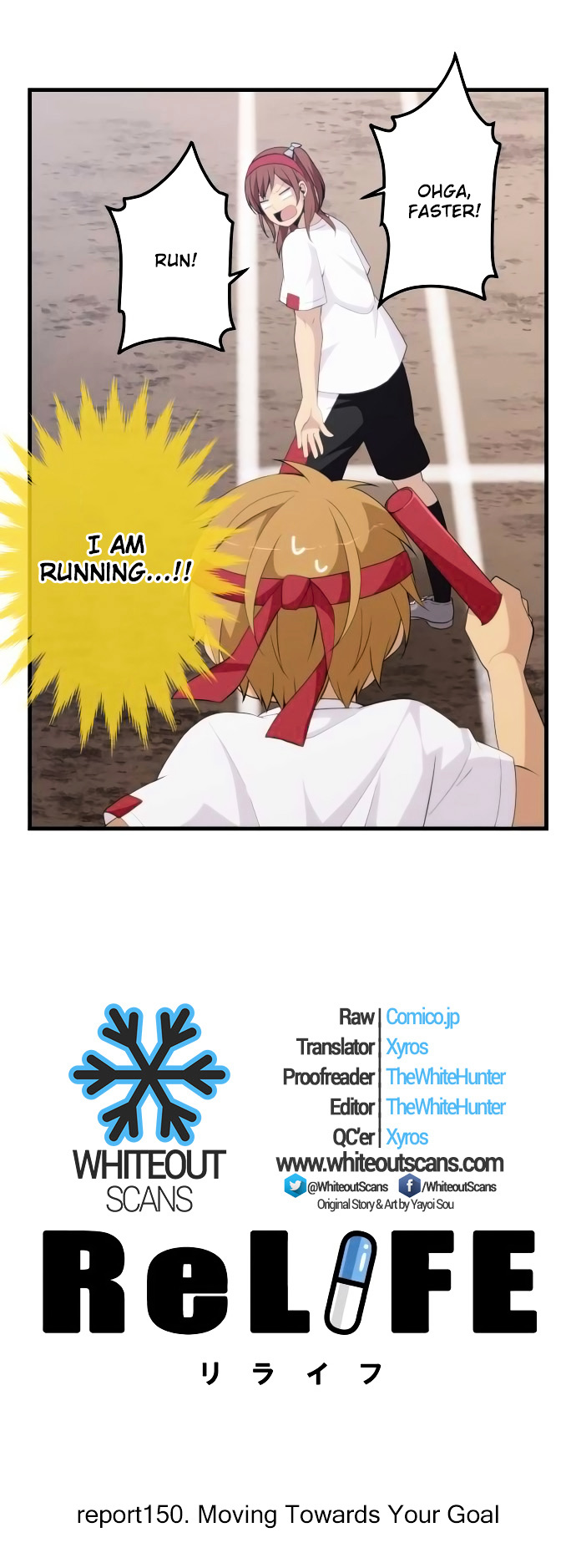 ReLIFE Chapter 150  Online Free Manga Read Image 2