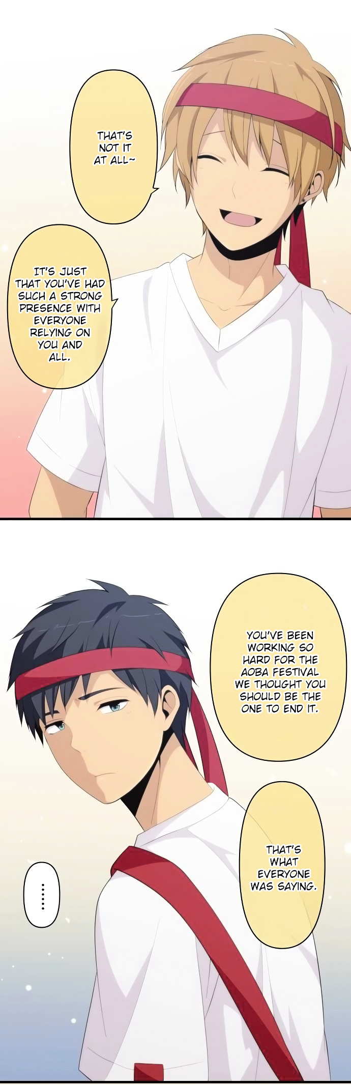 ReLIFE Chapter 150  Online Free Manga Read Image 8